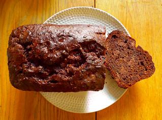 Gluten-free Chocolate Zucchini Bread