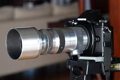 Nikon Nikkor-Q C 13.5cm f3.5 M39 Mount