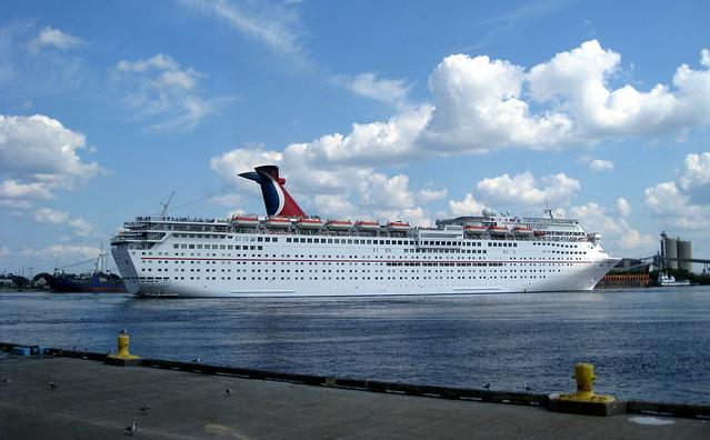 Carnival Paradise Cruise Ship Sinking 2018 Fitbudha Com