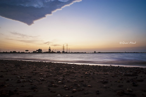 sunrise landscape sudan khartoum qusai akoud
