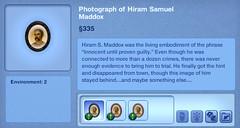 Photograph of Hiram Samuel Maddox
