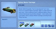 Sylvan Motor Carriage