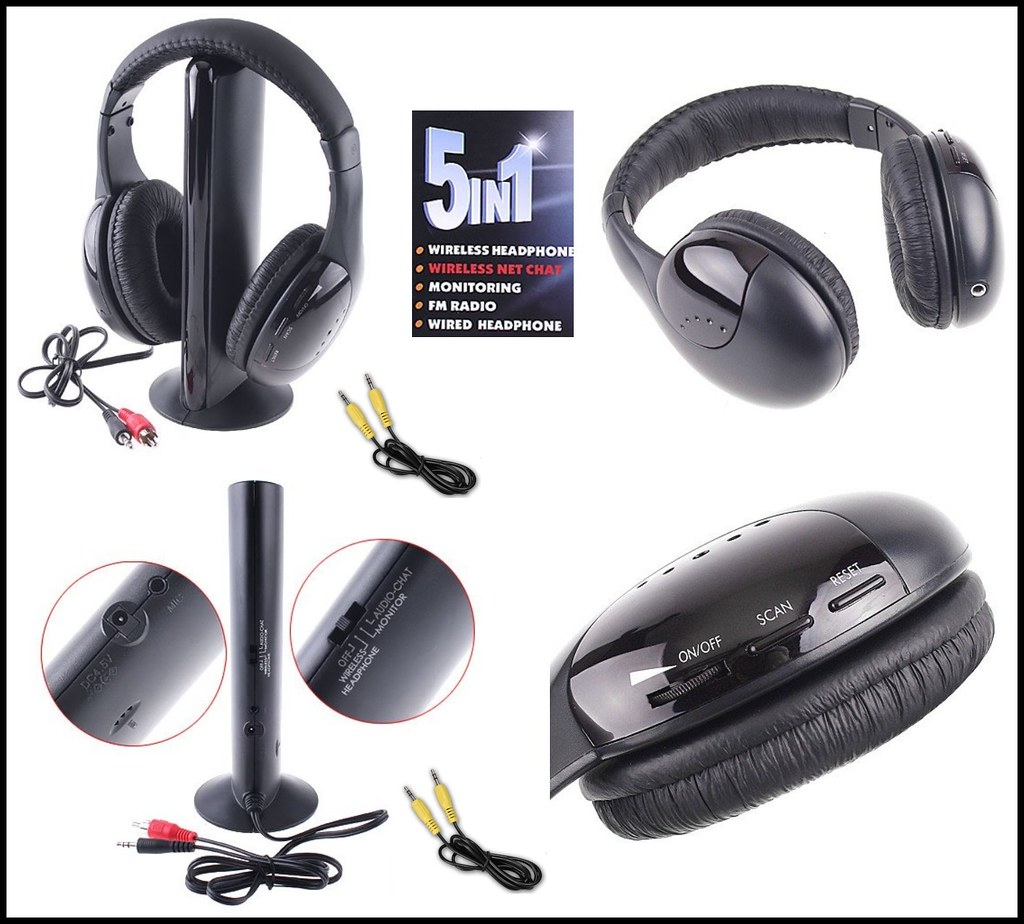 Auriculares Wireless Pc