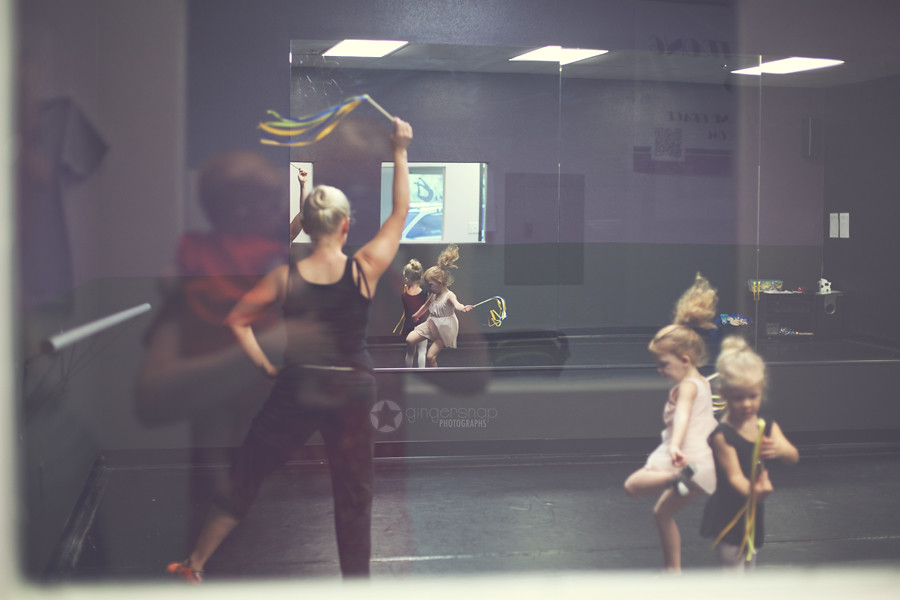 sawyer's first dance class9
