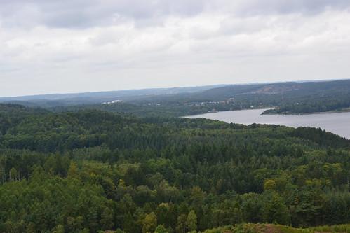 denmark view danmark 2012 udsigt himmelbjerget silkeborg svejbæk