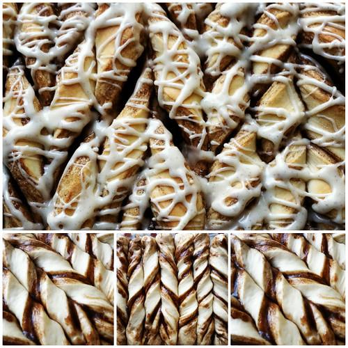Mrs. Fields Secrets Cinnamon Twists