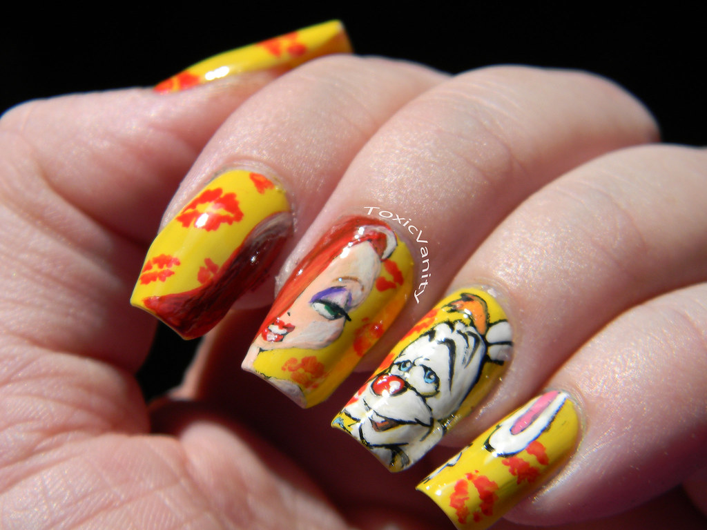 Interesting Flickr photos tagged disneynails | Picssr