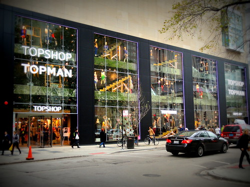 Topshop Chicago 2011