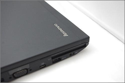 ThinkPad X230のインターフェイスチェック
