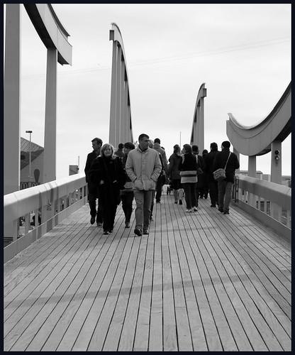 barcelona brug by hans van egdom