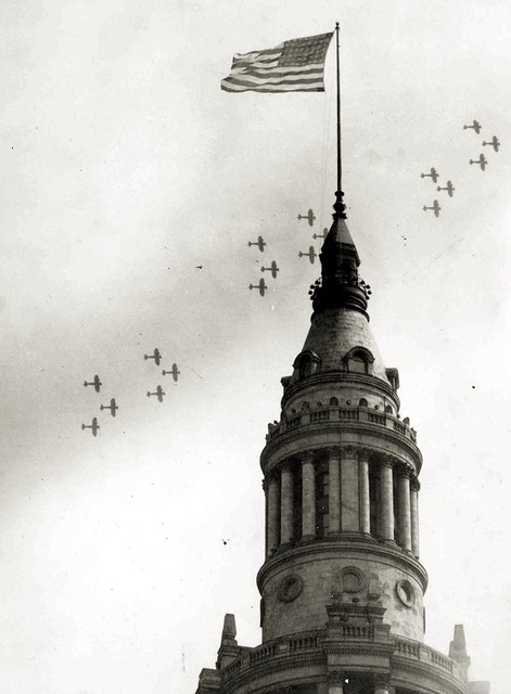 Military aircraft 1934