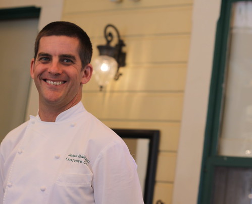 Chef Jesse Mallgren - Madrona Manor