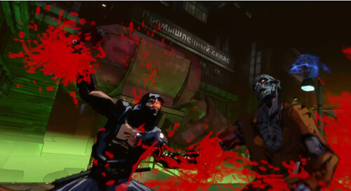 Yaiba: Teaser Trailer Shows Cel-Shaded Cyber-Ninja Slashing Away