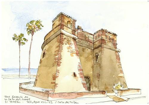 Torre Batería, Cala de Mijas