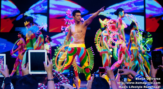 Rocco Nacino for Bench Universe