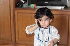 Nerjis Asif Shakir Listening To God .. by firoze shakir photographerno1