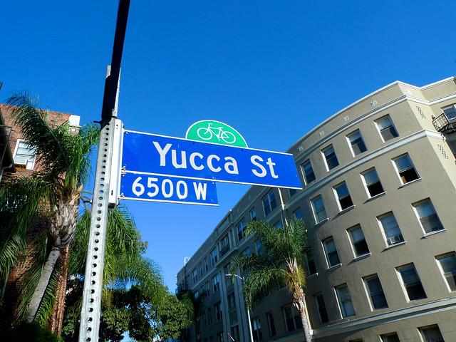 Yucca Bike Boulevard