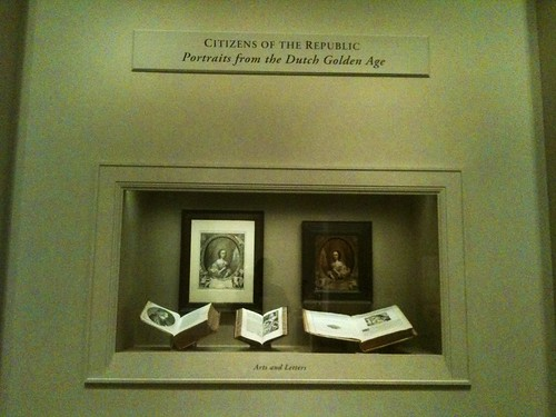 Dutch Portrait Prints from the NGA Library