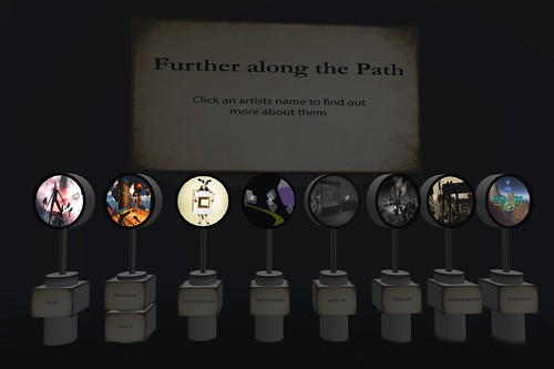 Further Along the Path - Main Display