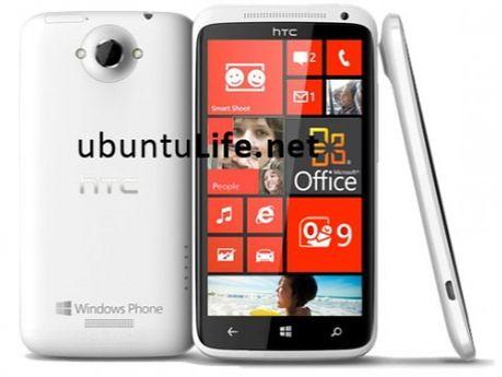 HTC Elation на Windows Phone 8