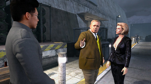 007 Legends - Conspiracy (Goldfinger)