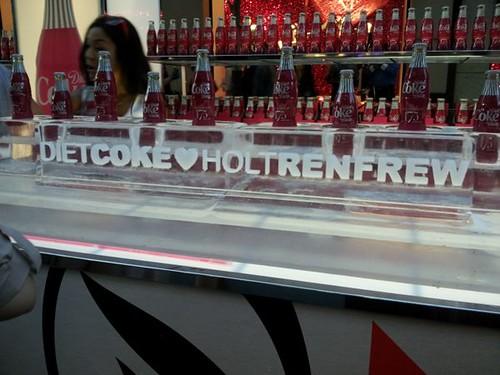 Diet coke & Holt Renfrew FNO