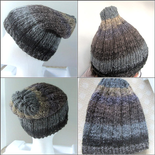 Noro Silk Garden Toque by acornbud