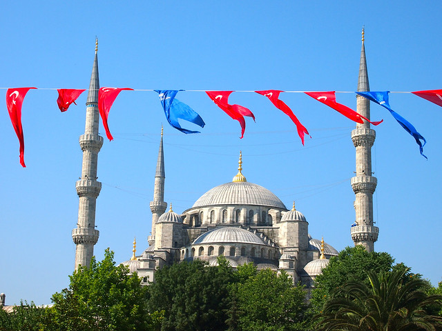 Blue Mosque, Turkey