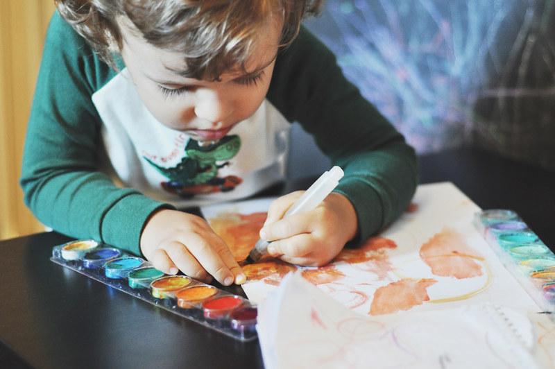 little cutie painting