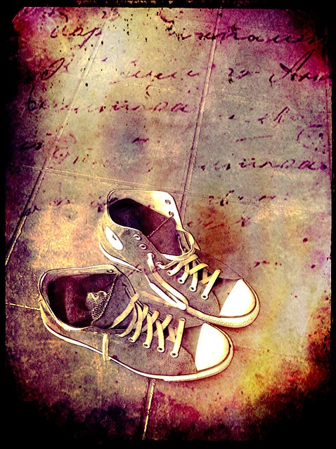 If Only These Chucks Could Talk