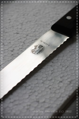 Victorinox Serrated Knife 355 mm