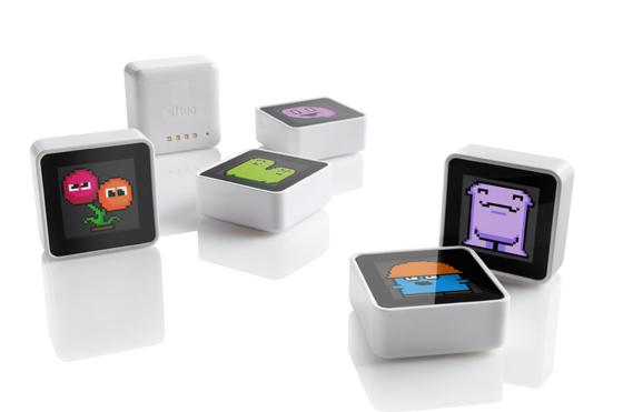 NewDealDesign, Sifteo Cubes
