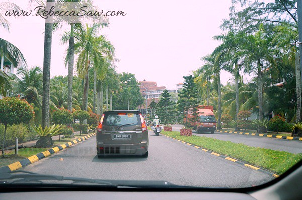 malaysia tourism hunt 2012 - Awana Kijal Golf, Beach & Spa