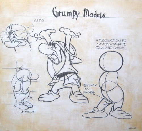 Grumphy models sheet by apeles67