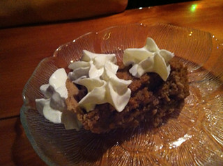 Sweet Potato Pie, Cloaked Review, Mar Vista Dockside Restaurant & Pub