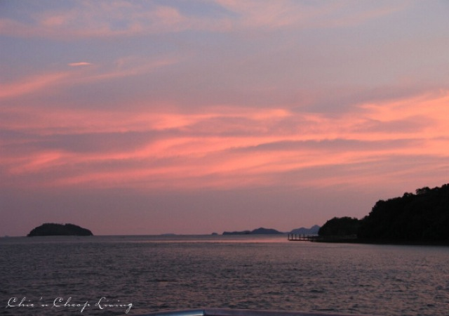 phuket sunset -by Chic n Cheap Living