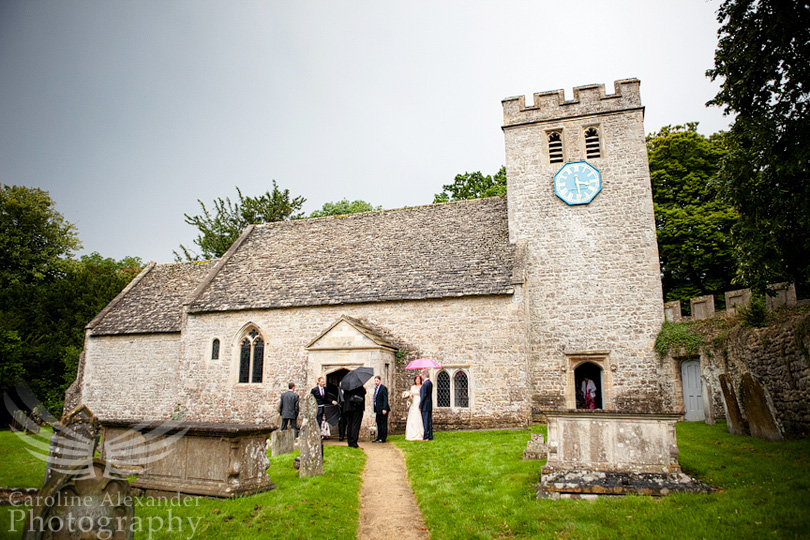 44 Wytham Church Wedding Photographer