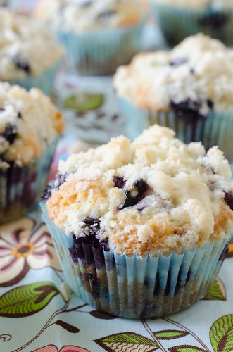 Blueberry Muffins 2