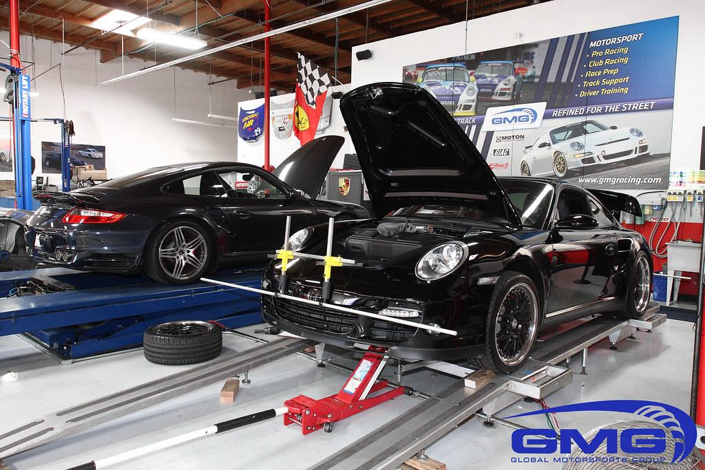 Gmg Racing Porsche 997 1 Turbo Exhaust Upgrade