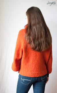 Tweed Cardi