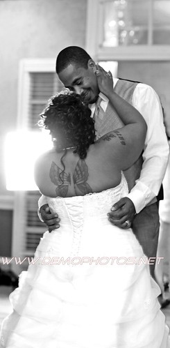 Mijal and Addison's First Dance by DEMO PHOTOS by DeMond Younger