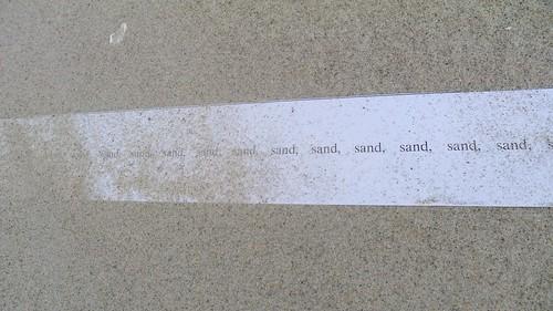 sand,sand