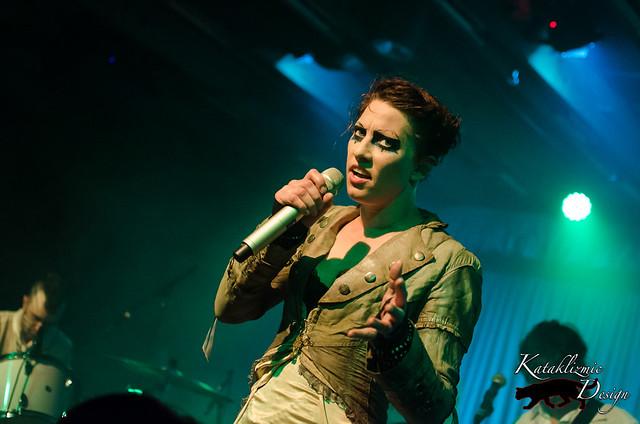 Amanda Palmer and the Grand Theft Orchestra @ Crescent Ballroom 09-22-12