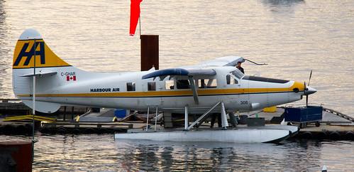 Harbour Air De Havilland Canada DHC-3T Vazar Turbine Otter C-GHAR 2