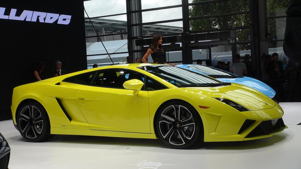 8030428103 751e1359e4 b eGarage Paris Motor Show Lamborghini Gallardo