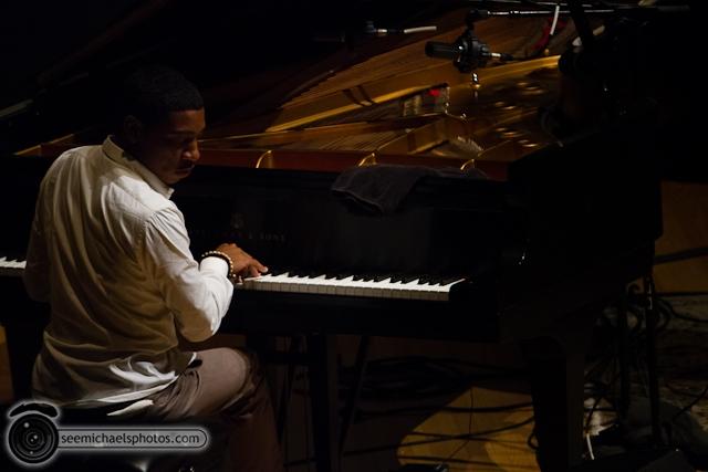 Christian Mcbride Trio at Neurosciences Institute 92412 © Michael Klayman-012