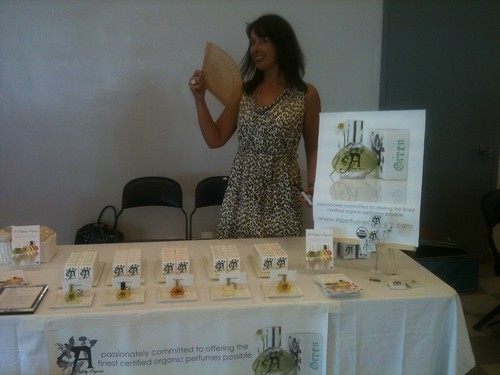 Amanda of A Perfume Organic