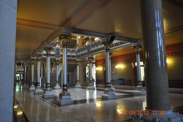 Hallway Inside of Capitol Building Hartford Ct | Flickr