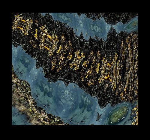 water mirror swirl tidalpool bulge digitalmanipulation acdsee