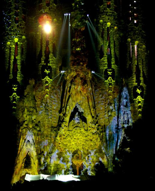 Sagrada Familia - La Merce 1